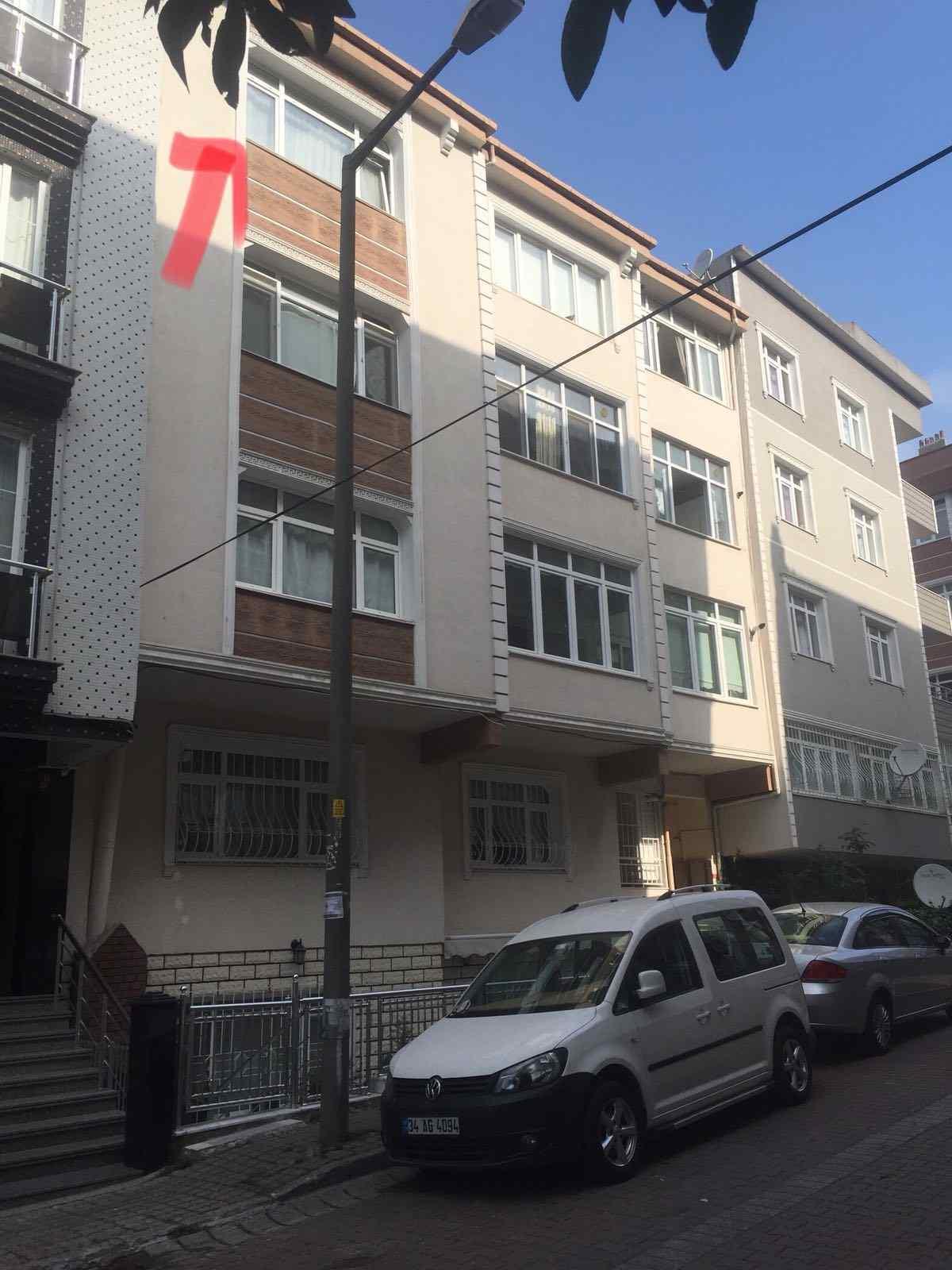 شقة 4+1