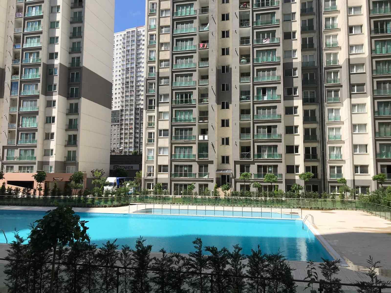 شقة في مجمع سكني في الطابق 18 – اسطنبول